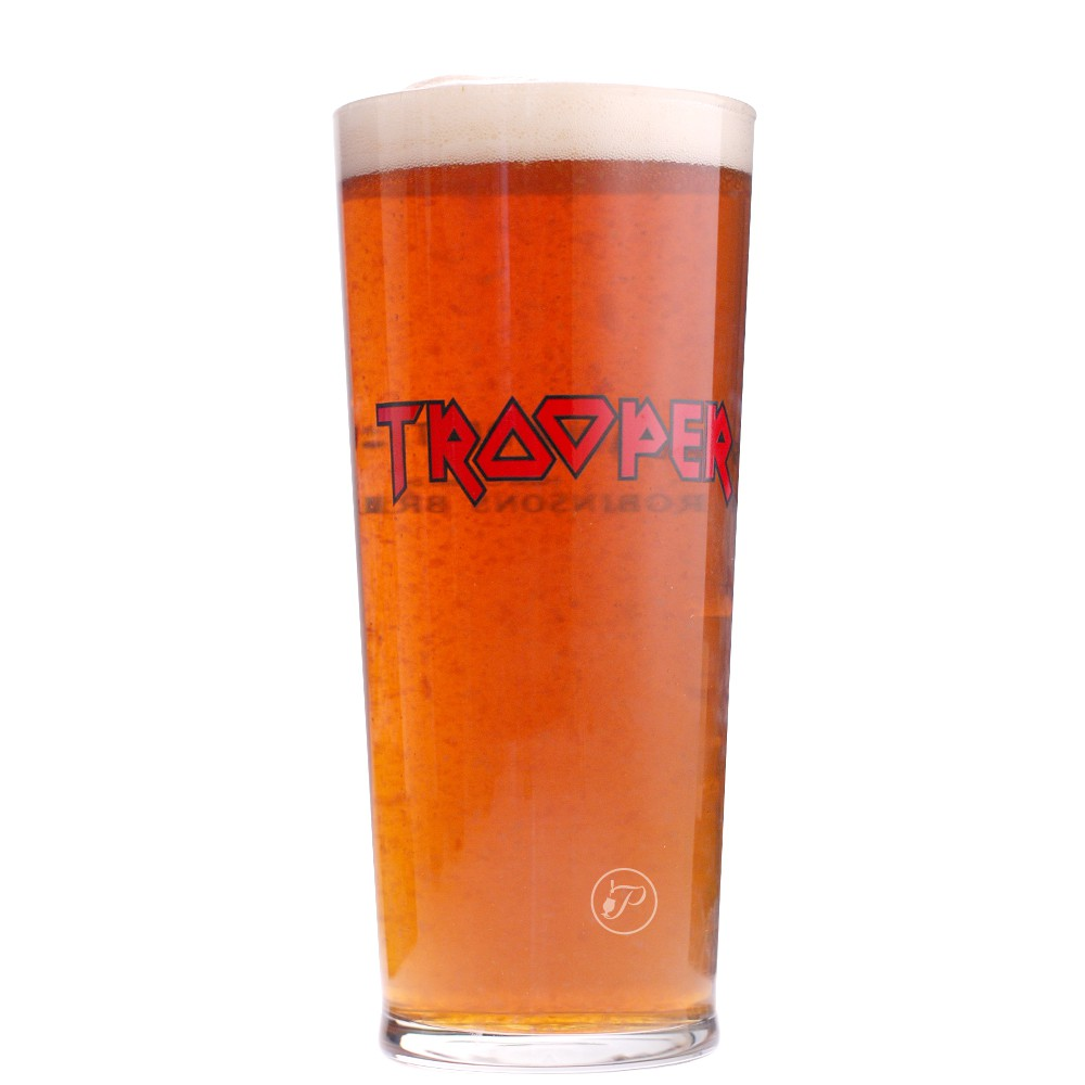 verre a biere iron maiden