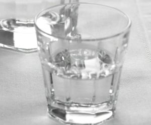 verre a eau en cl