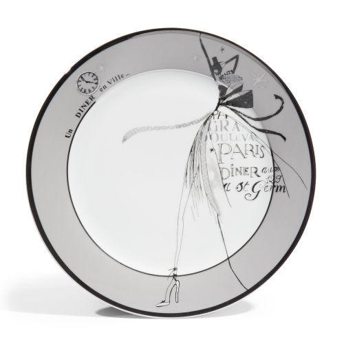 exemple assiette plate maison du monde   Vaisselle Maison