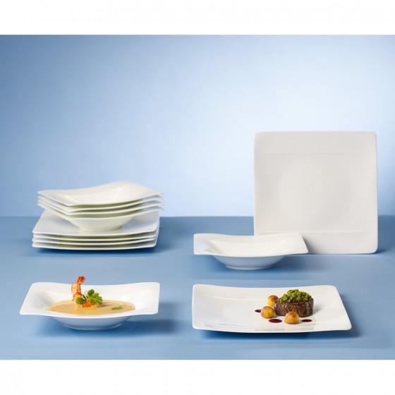 exemple service de table complet villeroy et boch vaisselle maison. Black Bedroom Furniture Sets. Home Design Ideas