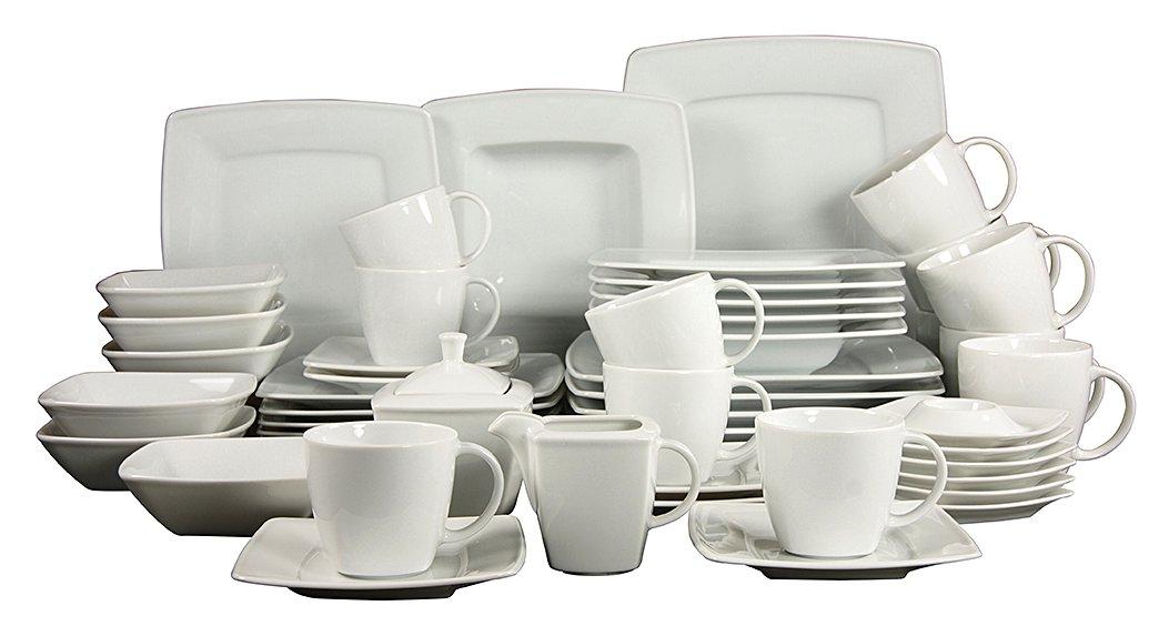 photo service de table moderne casa vaisselle maison. Black Bedroom Furniture Sets. Home Design Ideas