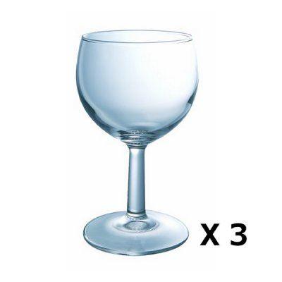 verre a vin ballon