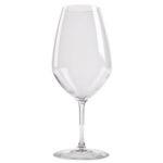 verre a vin de qualite