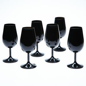 id e verre a vin noir ikea vaisselle maison. Black Bedroom Furniture Sets. Home Design Ideas
