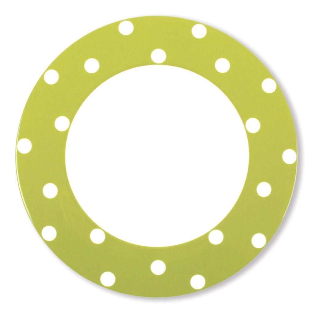 Assiette Plate Originale : ambiance assiette plate originale vaisselle maison ~ Teatrodelosmanantiales.com Idées de Décoration