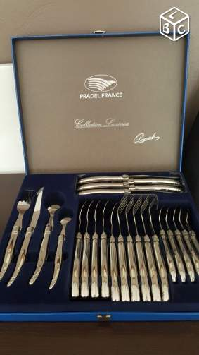 pradel france menagere 24 pieces luxinox