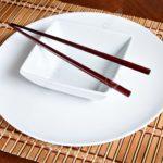 service de table asiatique