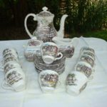 service de table wedgwood occasion