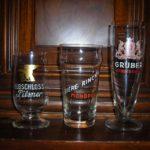 verre a biere ancien