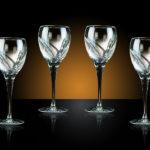 verre a vin cristal