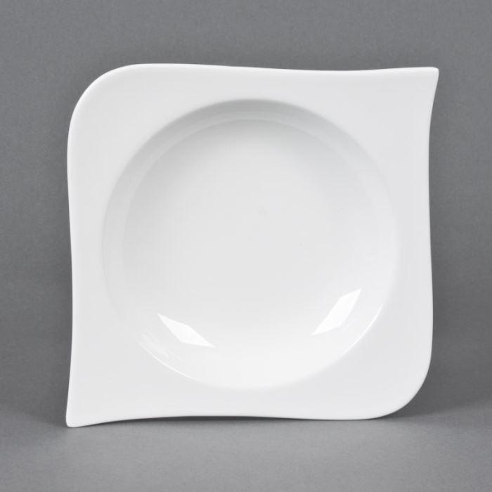 Assiette creuse plastique pas cher - Assiette pas cher en gros ...