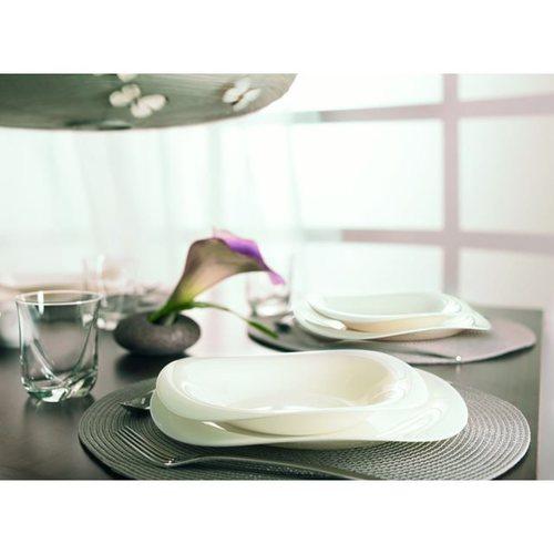 assiette plate d 27 cm set de 6 volare. Black Bedroom Furniture Sets. Home Design Ideas