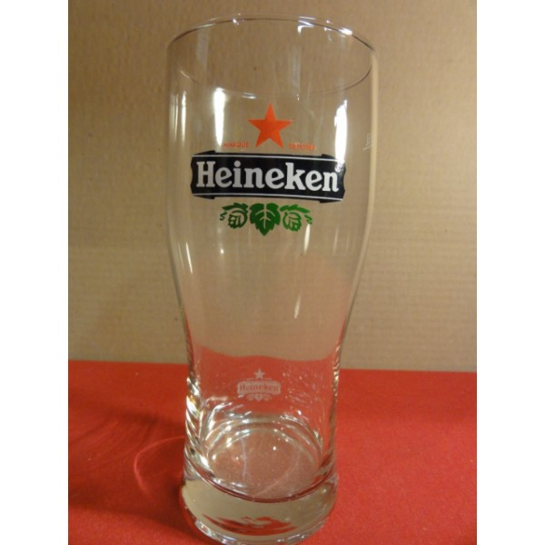 photo verre biere heineken 50 cl vaisselle maison. Black Bedroom Furniture Sets. Home Design Ideas