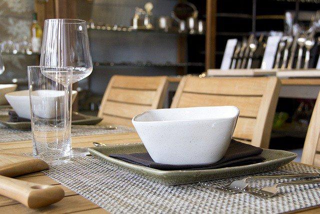 service de table avec bol. Black Bedroom Furniture Sets. Home Design Ideas