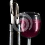 verre a vin fin