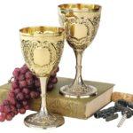 verre a vin medieval