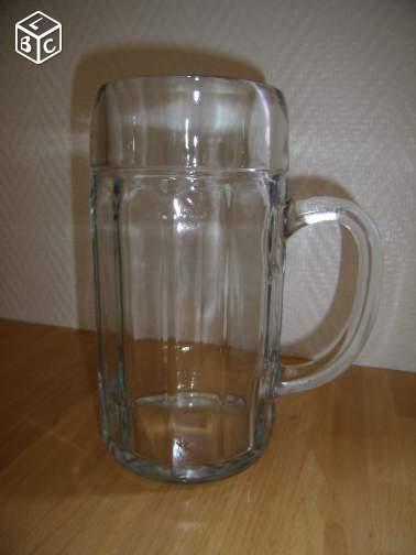 verre biere formidable