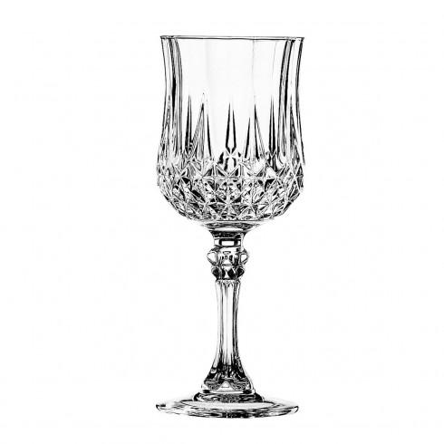 verres a eau cristal d'arques longchamp