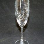 flute a champagne cristal d'arques fleury epi