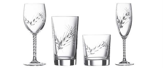 flute a champagne cristal d 39 arques fleury epi vaisselle maison. Black Bedroom Furniture Sets. Home Design Ideas