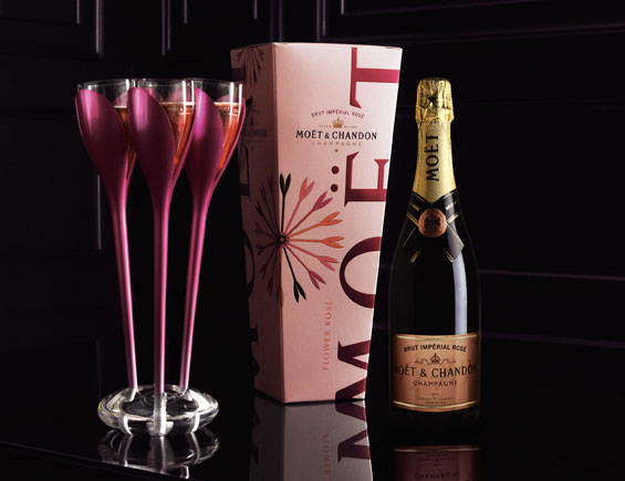 Id e flute a champagne moet et chandon vaisselle maison - Flute champagne maison du monde ...