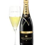 flute a champagne moet et chandon