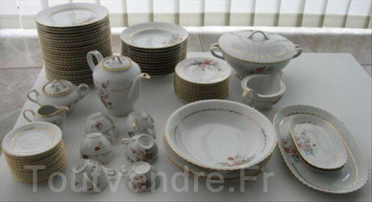 Service de table de luxe vaisselle maison for Couvert de table luxe