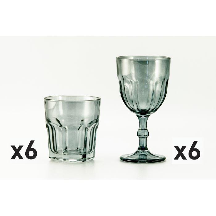 verre a eau moins cher
