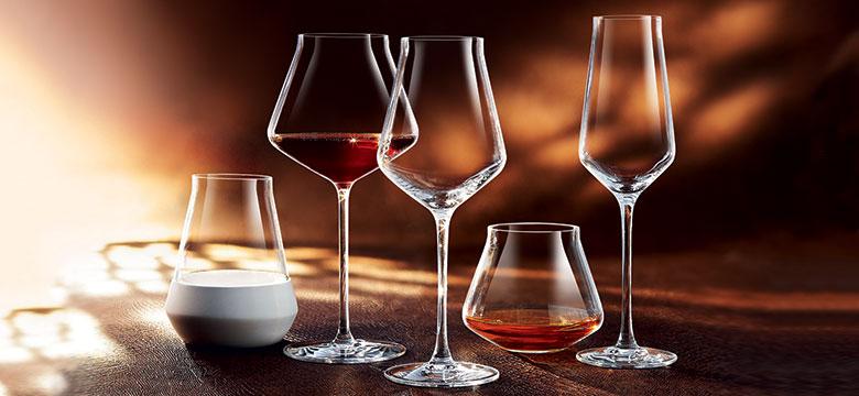 verre a vin quartz