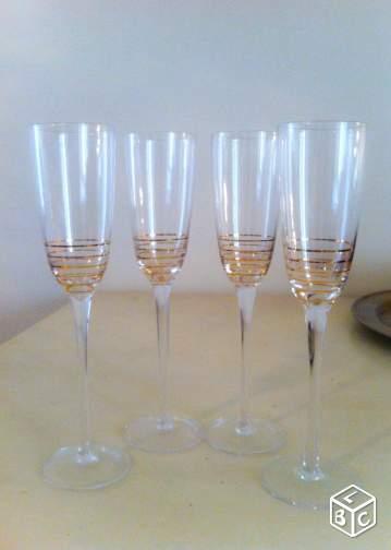 flute a champagne monoprix