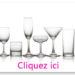 verre a eau et a vin