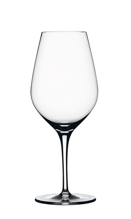 ambiance verre a vin rouge et vin blanc authentis 02 spiegelau vaisselle maison. Black Bedroom Furniture Sets. Home Design Ideas