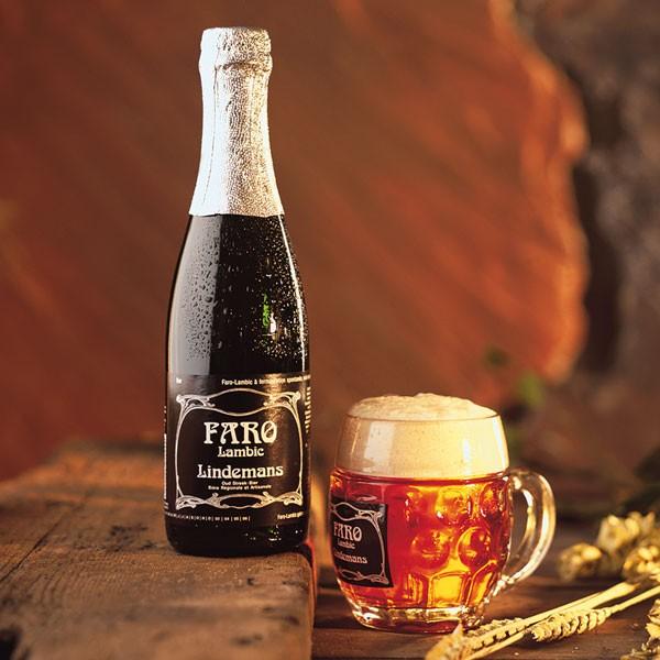verre biere faro