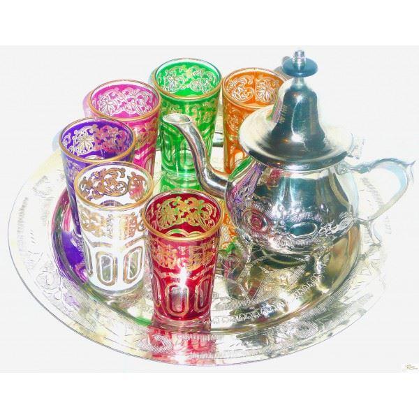 Mod le service de table marocain pas cher vaisselle maison - Vaisselle de table pas cher ...