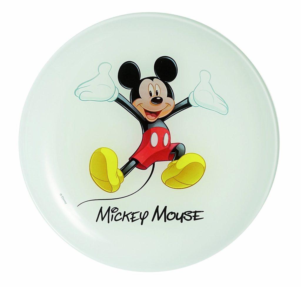 service de table mickey