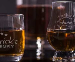 verre a whisky personnalise