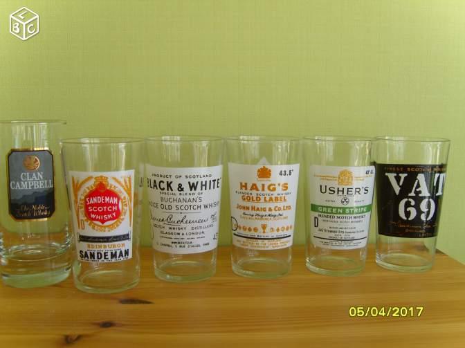 verre a whisky publicitaire