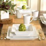 service de table elegant