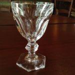 verre a eau baccarat harcourt