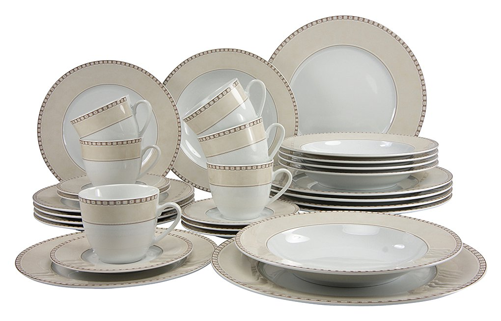 Exemple service de table rouge pas cher vaisselle maison - Service couverts de table ...