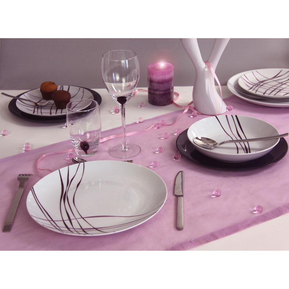 achat service de table tendance vaisselle maison. Black Bedroom Furniture Sets. Home Design Ideas