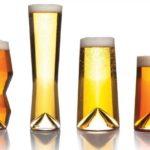 verre a biere cristal