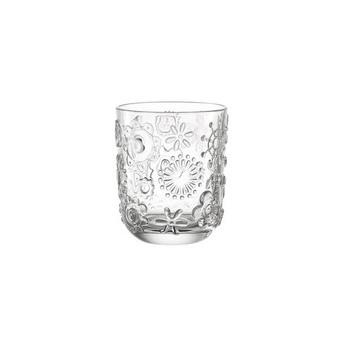 verre a eau baroque
