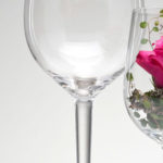 verre a pied geant