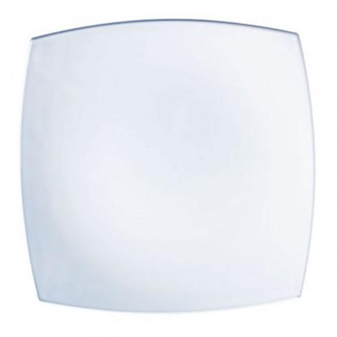 avis assiette plate carree blanche vaisselle maison. Black Bedroom Furniture Sets. Home Design Ideas
