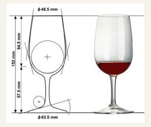 photo verre a vin a degustation vaisselle maison. Black Bedroom Furniture Sets. Home Design Ideas