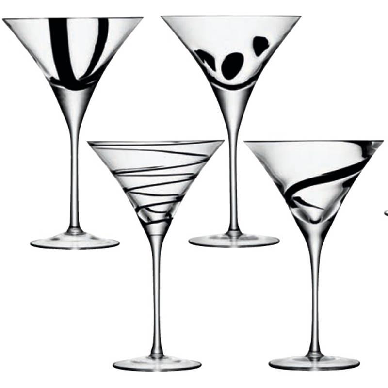 Verre a vin jazz vaisselle maison - Coupe de champagne pas cher ...