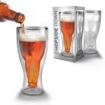 verre biere forme bouteille