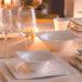 assiette plate secret de gourmet