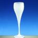 flute a champagne blanche